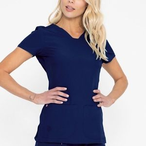 Heartsoul Scrubs V-neck tip